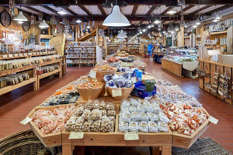 Bauernmarkt und Hofladen © Alte Pommernkate