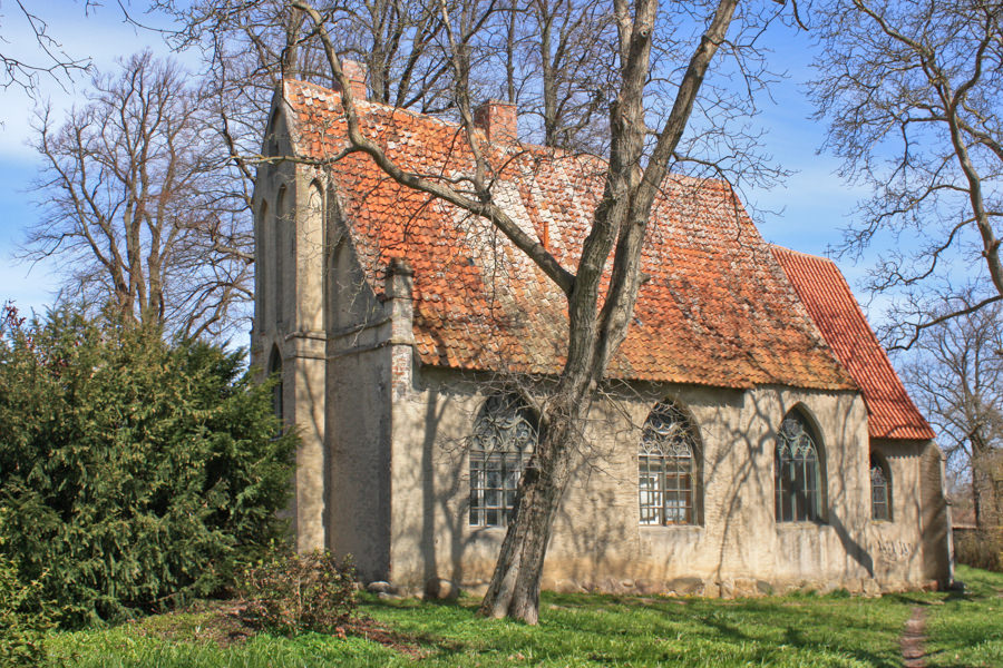 Besondere Doerfer Rambin St Juergen Kloster inselzeitung | Inselzeitung Rügen