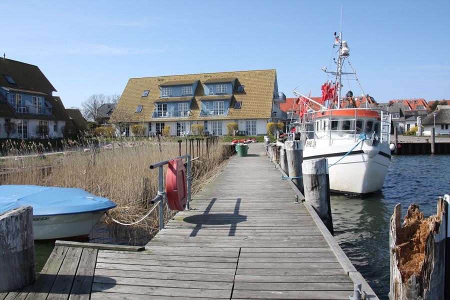 Gluecksorge am Meer Breege Hafen inselzeitung   Inselzeitung Rügen
