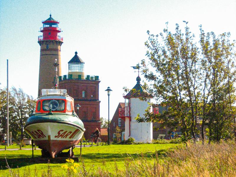 Kap Arkona Tuerme inselzeitung | Inselzeitung Rügen