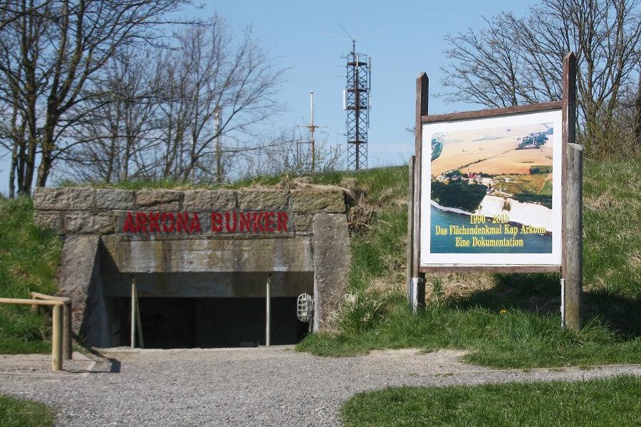 Kap Arkona Marine Bunker 1 | Inselzeitung Rügen