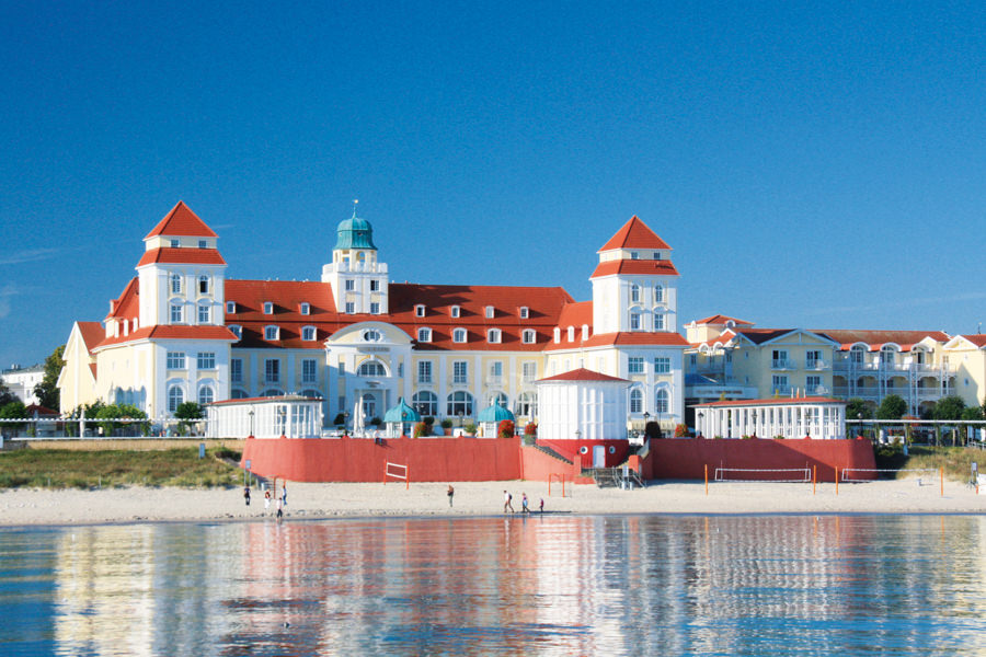 Kurhaus Ostseebad Binz inselzeitung | Inselzeitung Rügen