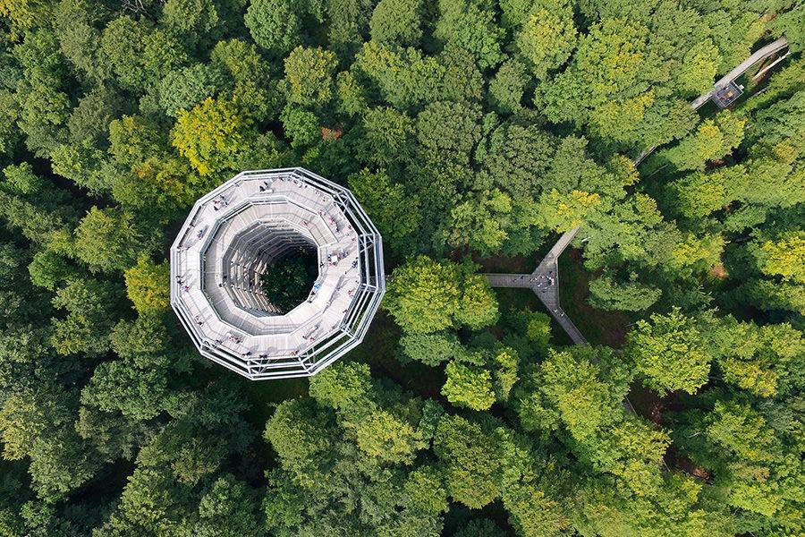 Luftaufnahme Turm 4©eak | Inselzeitung Rügen