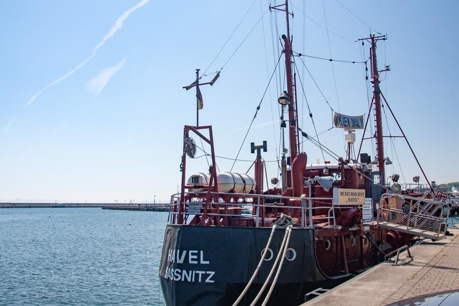 Sassnitz Museumsschiff 3059 | Inselzeitung Rügen