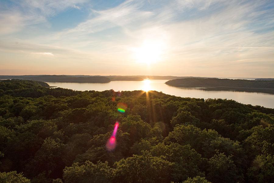 Sonnenuntergang©eak | Inselzeitung Rügen