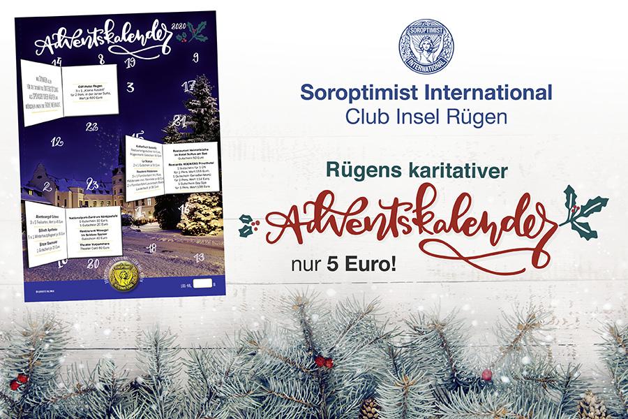Soroptimist Club Insel Ruegen Karikativer Adventskalender inselzeitung | Inselzeitung Rügen