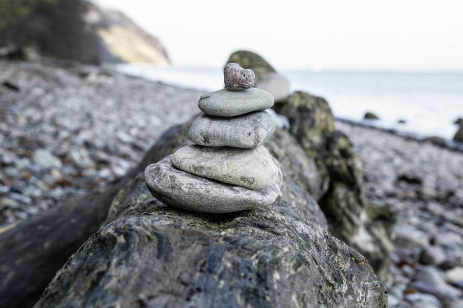 der strandstein wunsch | Inselzeitung Rügen