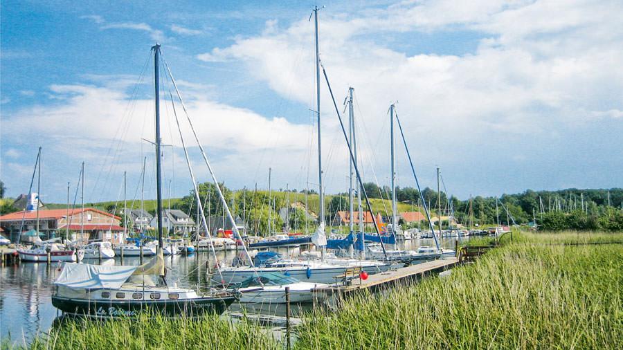 hafen seedorf sellin insel ruegen | Inselzeitung Rügen