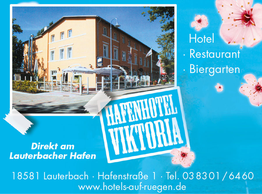hafenhotel viktoria lauterbach ruegen inselzeitung | Inselzeitung Rügen