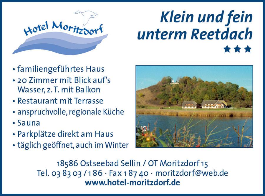 hotel moritzdorf ostseebad sellin insel ruegen | Inselzeitung Rügen