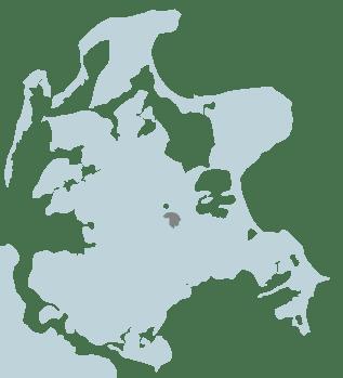 inselkarte bergen auf ruegen inselzeitung | Inselzeitung Rügen