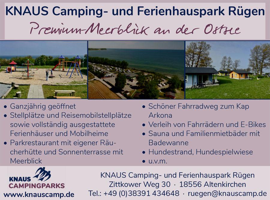 knaus camping inselzeitung | Inselzeitung Rügen