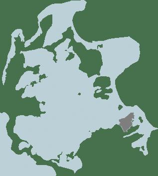 lancken granitz karte insel ruegen   Inselzeitung Rügen