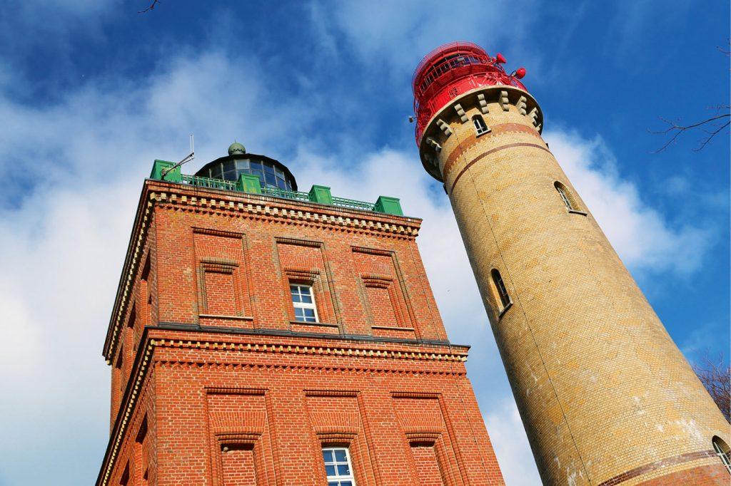 leuchttuerme kap arkona insel ruegen inselzeitung | Inselzeitung Rügen