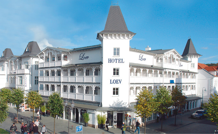 loev suitenhotel ostseebad binz ruegen | Inselzeitung Rügen