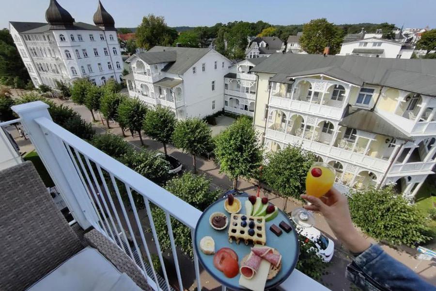 ostseebad binz urlaub villa schwanebek | Inselzeitung Rügen