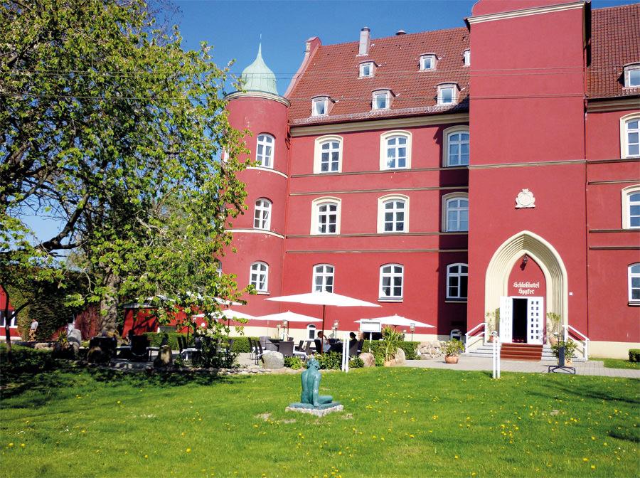 schloss spyker jasmund insel ruegen   Inselzeitung Rügen