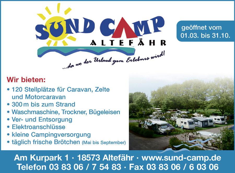 sundcamp altefaehr ruegen | Inselzeitung Rügen