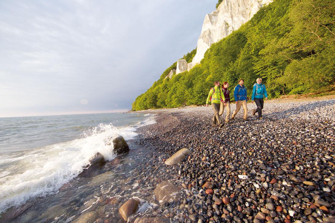 wandern auf ruegen kreisdekueste tmv outdoor visions | Inselzeitung Rügen